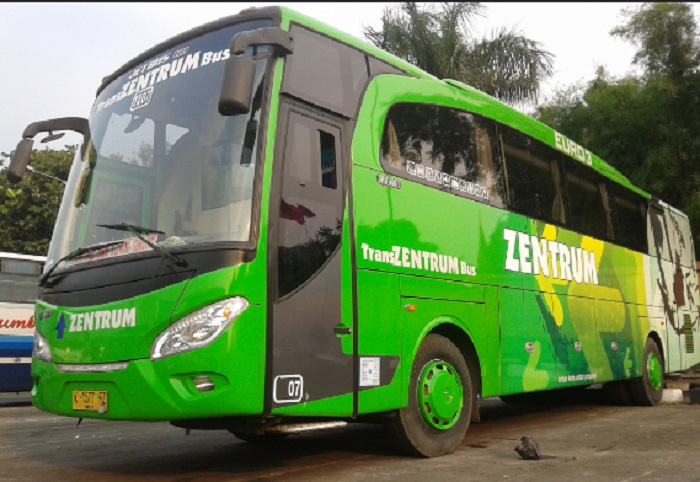 Jadwal dan Harga Bus Trans Zentrum Semarang – Jakarta