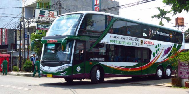 Jadwal dan Harga Bus Semarang Jakarta, Lorena dan Karina