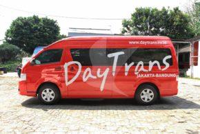 Travel Jakarta Bandung Daytrans, Lippo Mall Puri Dipati Ukur