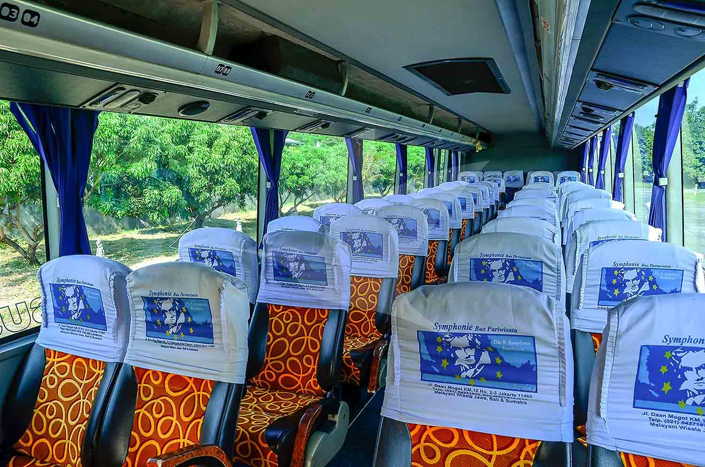 Bus Semarang Jogja dengan Bus Nusantara
