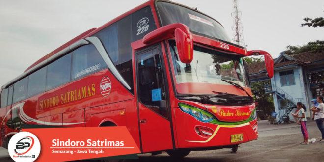 Bus Semarang Jakarta, Jadwal dan Harga Bus Sindoro Satriamas