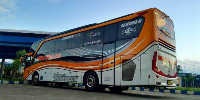 Rute dan Harga Bus Sudiro Tungga Jaya 2019