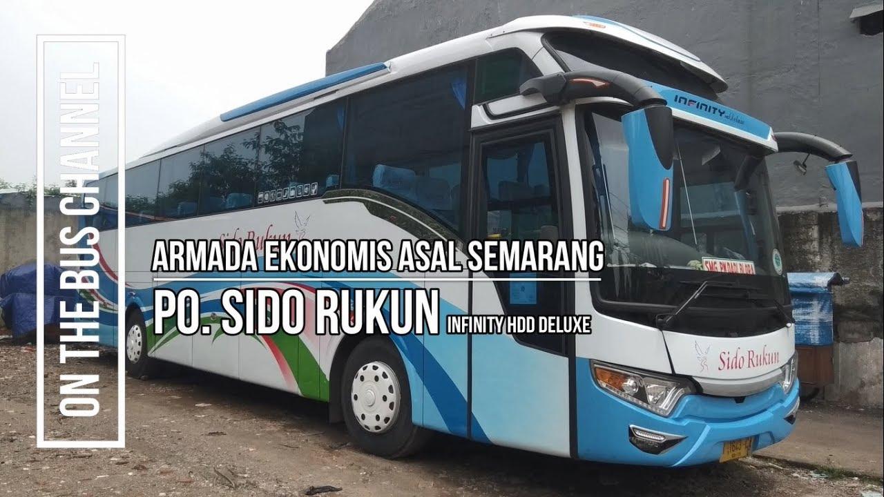 Jadwal dan Harga Tiket Bus Sido Rukun Semarang  Jakarta