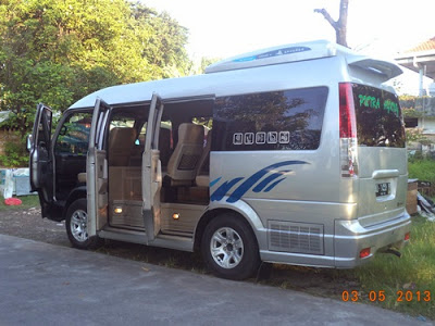 Travel Surabaya Solo Kramat Djati, Putra Agung dan Rinjani 2019